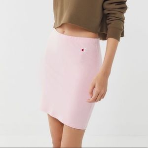 Champion pink miniskirt brand new with tags✨🔖‼️